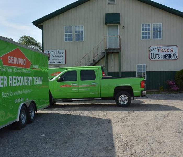 Why SERVPRO What To Look For When Choosing a Restoration Company