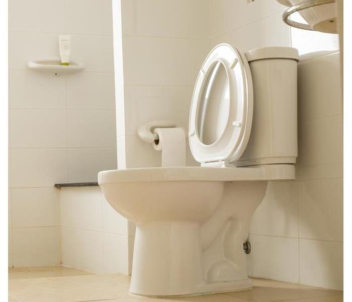 Why SERVPRO 5 Steps for Fixing a Toilet Leak