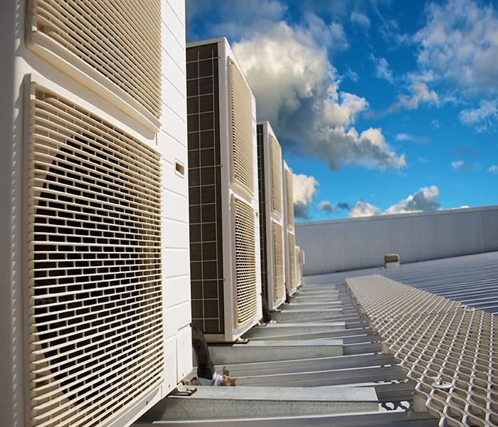 Commercial HVAC Systems and Mold in Asheville